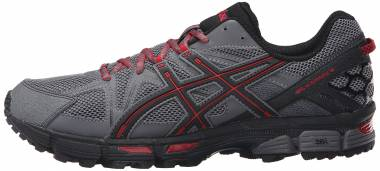 Asics Gel Kahana 8 Shark/Black/True Red Men
