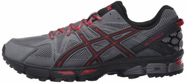 Asics Gel Kahana 8 men shark/black/true red
