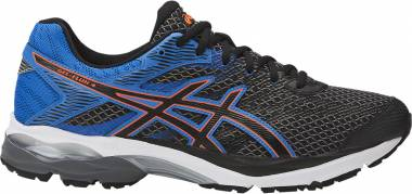 Asics Gel Flux 4 - Carbon/Black/Directoire Blue (T714N9790)