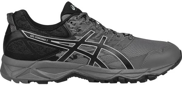 Asics Gel Sonoma 3 men carbon/black/midgrey