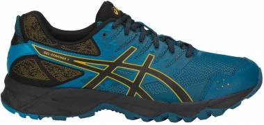 Asics Gel Sonoma 3 Ink Blue/Black/Lemon Curry Men