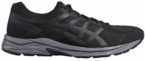 Asics Gel Contend 4 Black / Dark Grey