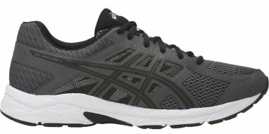 Asics Gel Contend 4 - Dark Grey/Black/Carbon (T715N9590)