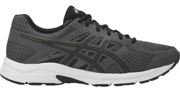 Asics Gel Contend 4 - Dark Grey Black Carbon