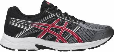 Asics Gel Contend 4 - Carbon/Classic Red/Black (T715N9723)