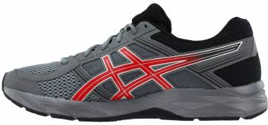 Asics Gel Contend 4 - Carbon/Black/Red