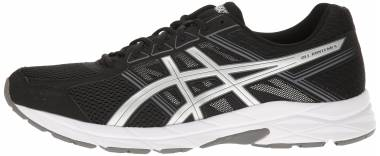 Asics Gel Contend 4 - Black Silver Carbon
