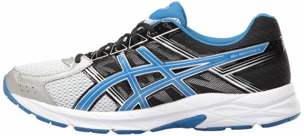asics gel running shoes mens