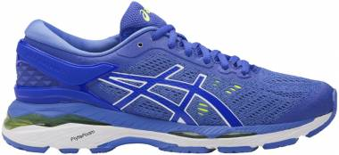 Asics Gel Kayano 24 Blue Purple/Regatta Blue/White Men