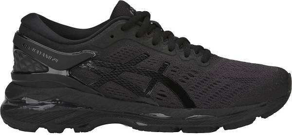 Asics Gel Kayano 24 - Black / Black / Carbon