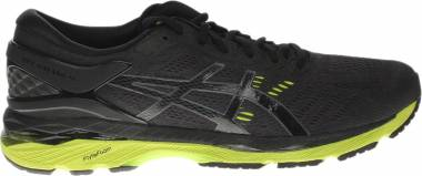 Asics Gel Kayano 24 - Black/Green Gecko/Phantom (T749N9085)