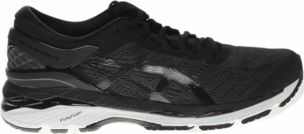 Asics Gel Kayano 24 Black/Phantom/White