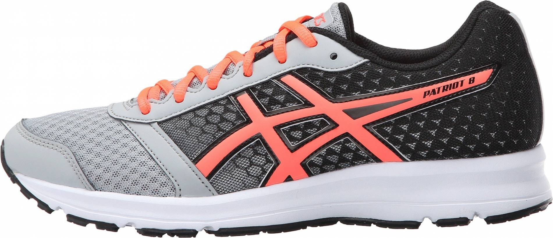Only $36 + Review of Asics Patriot 8