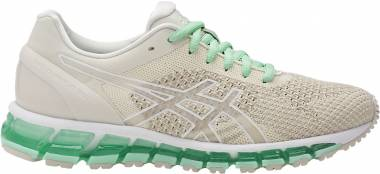 Asics Gel Quantum 360 Knit Beige Men