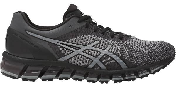 Asics Gel Quantum 360 Knit - Mid Grey Carbon Black