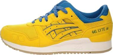 Asics Gel Lyte III - Yellow (H6X1N0404)