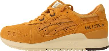 Asics Gel Lyte III Yellow Men