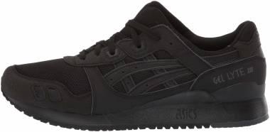 Asics Gel Lyte III Black Men