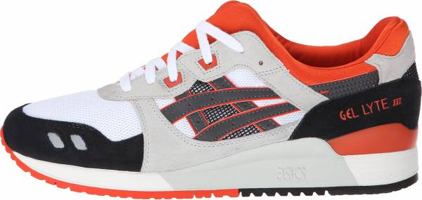 Asics Gel Lyte III - White / Black