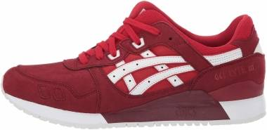Asics Gel Lyte III - Red