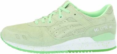 Asics Gel Lyte III - Green
