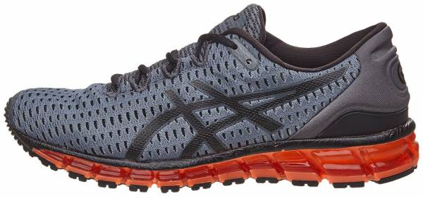 Asics Gel Quantum 360 Shift - Carbon/Black/Hot Orange (T7E2N9790)