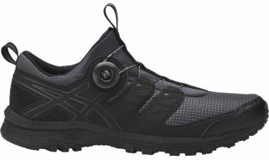 Asics Gel Fujirado Black Men