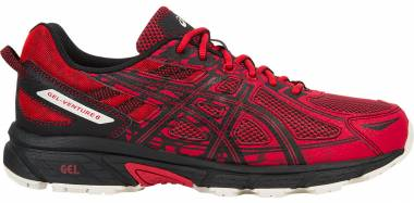 Asics Gel Venture 6 - Red (T7G1Q2390)