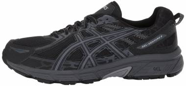 Asics Gel Venture 6 - Black/Phantom/Mid Grey