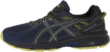 Asics Gel Venture 6 - Indigo Blue/Black/Energy Green (T7G1N4990)