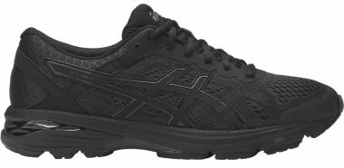 Asics GT 1000 6 Black/Black/Silver Men