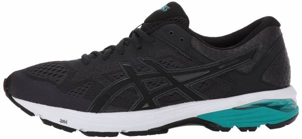 separation shoes 6a2b2 b073b Asics GT 1000 6 Black