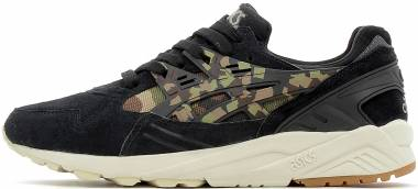 Asics Gel Kayano Trainer - Nero Black Martini Olive (HL7C19086)