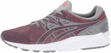 Asics Gel Kayano Trainer EVO - Medium Grey/Guava