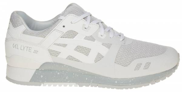 Asics Gel Lyte III NS Glacier Grey/White