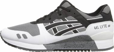 Asics Gel Lyte III NS - Grey/Black (H6K4N1190)