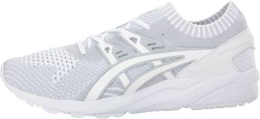 Asics Gel Kayano Trainer Knit - Grey