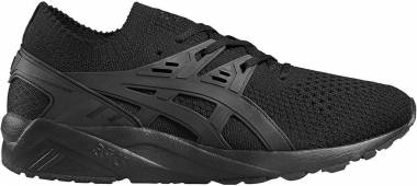 Asics Gel Kayano Trainer Knit - Black (H705N9090)