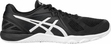 Asics Conviction X - Black/White/White