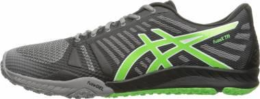 Asics FuzeX TR - Aluminum / Green Gecko / Black (S613N9685)