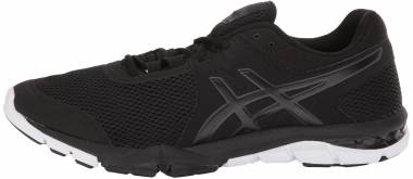 Asics Gel Craze TR 4 Black/Black/White Men