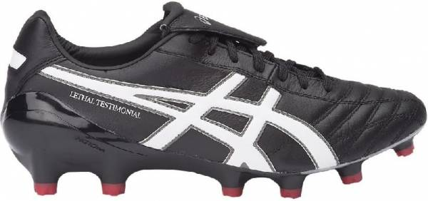 Asics Lethal Testimonial 4 IT (9006) Black/White/Silver