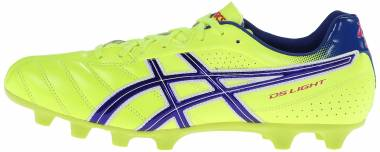 Asics DS Light 6 - Flash Yellow/Blue
