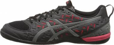 Asics Gel Fortius 2 TR Black/Gunmetal/Fiery Red Men