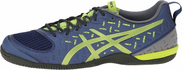 Asics Gel Fortius 2 TR - Indigo Blue Lime Taupe (S517Y4905)