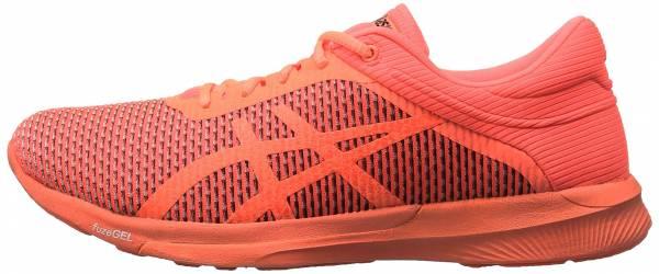 Asics FuzeX Rush CM Flash Coral/Flash Coral