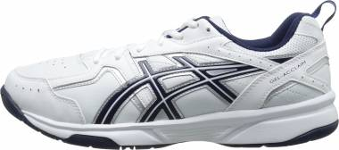 Asics Gel Acclaim White / Navy / Silver Men