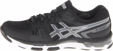 Asics Gel Intensity 3 - Black/Smoke/White