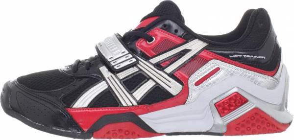 Asics Lift Trainer Black/Silver/Red