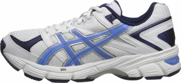 Asics Gel 190 TR - White/Periwinkle/Midnight Navy (S571N0146)
